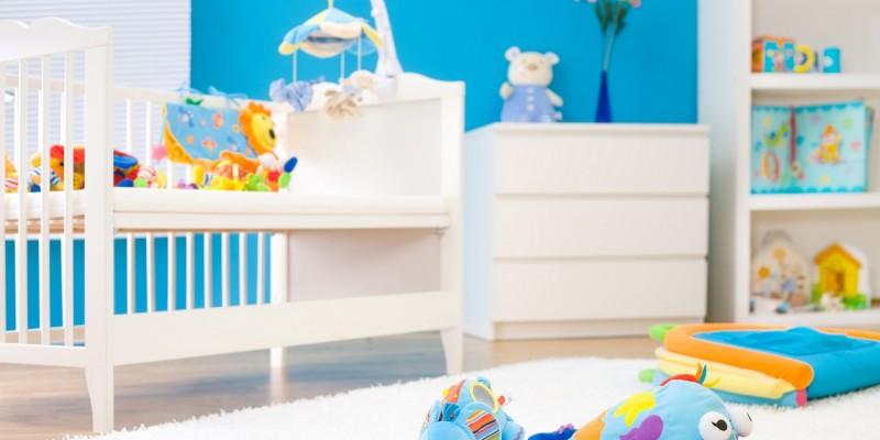 Kindermöbel im Kinderzimmer