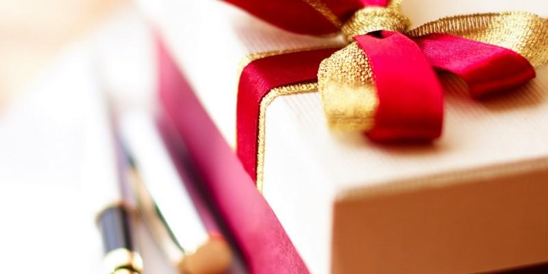 Tolle Geschenkschachtel