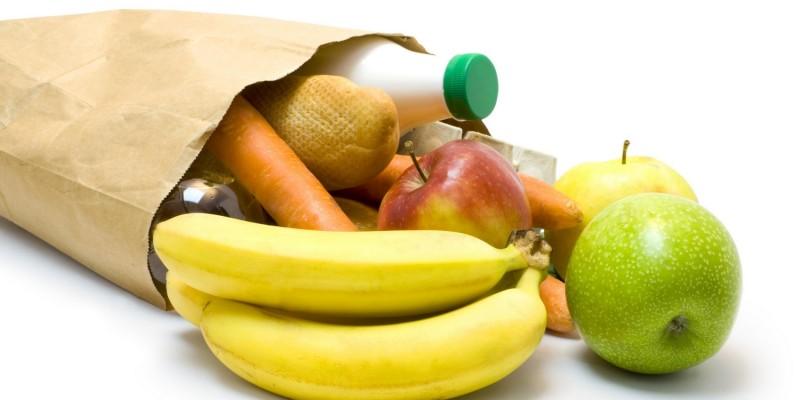 Früchte fürs Müsli