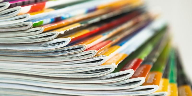 Diverse Verbraucherzeitschriften nehmen Produkte unter die Lupe