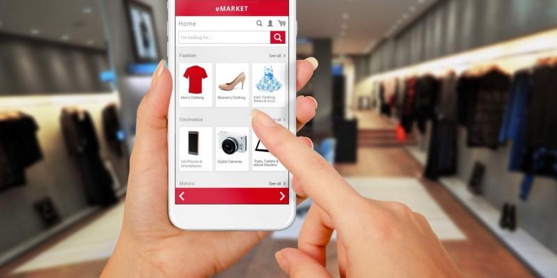 Online-Shopping per App